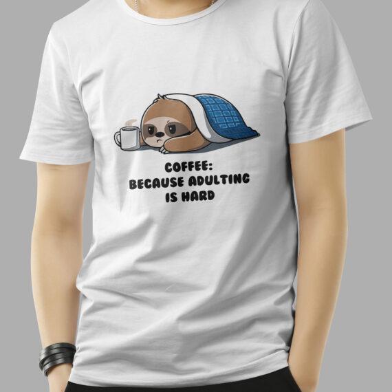 b-coffee sloth