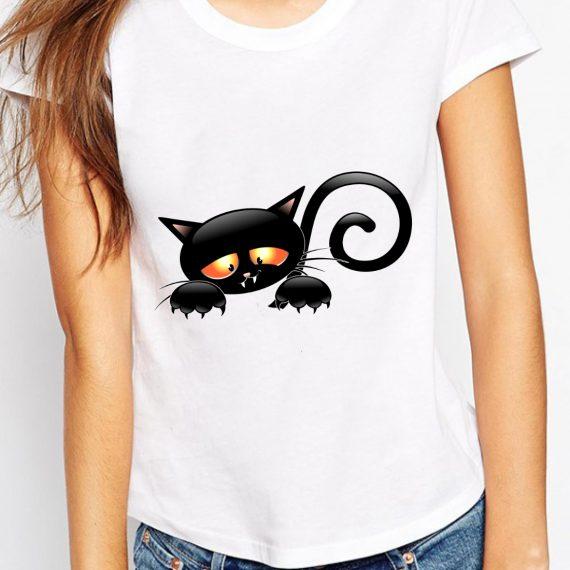 femeie-black-cat2