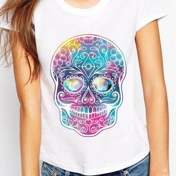 femeie-craniu-color