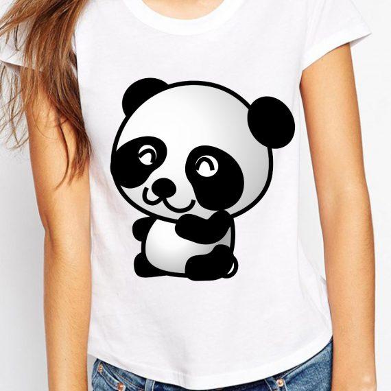 femeie-panda
