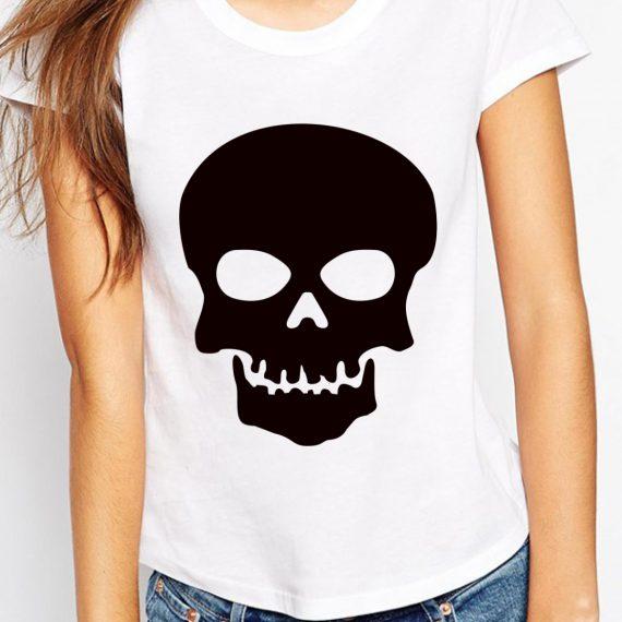 femeie-skull-skeleton