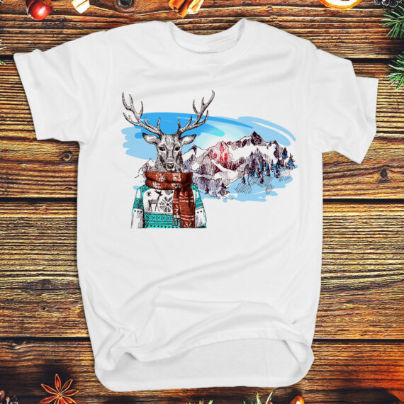 TSB – Deer ready for the winter