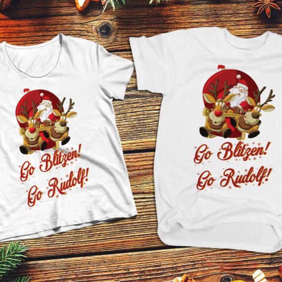 Cuplu – Go Blitzen Go Rudolf