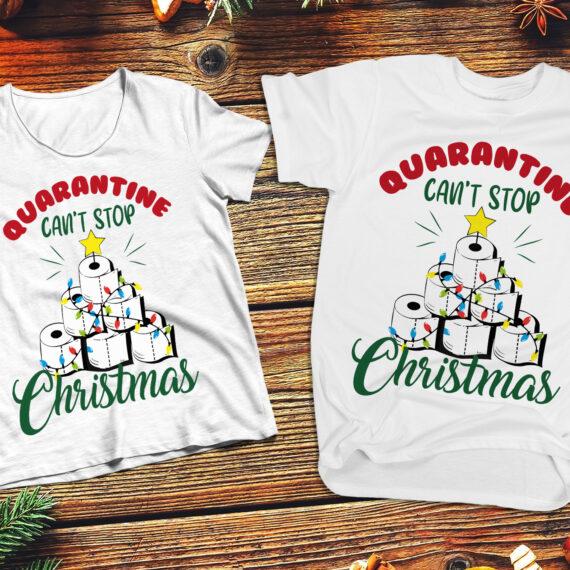 Cuplu – Quarantine Cant Stop Christmas