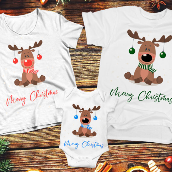 Familie – MC from cute Reindeer BodyBoy