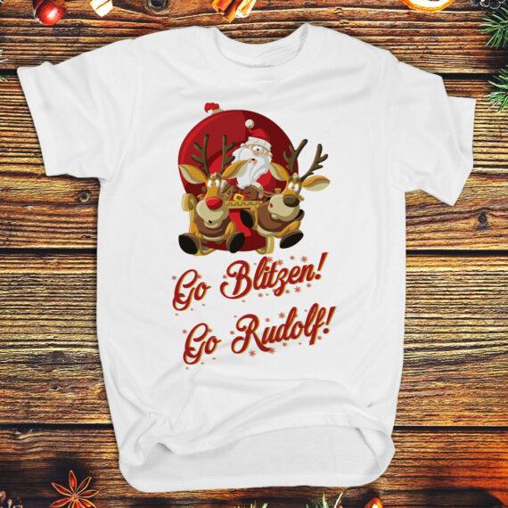 TSB – Go Blitzen Go Rudolf