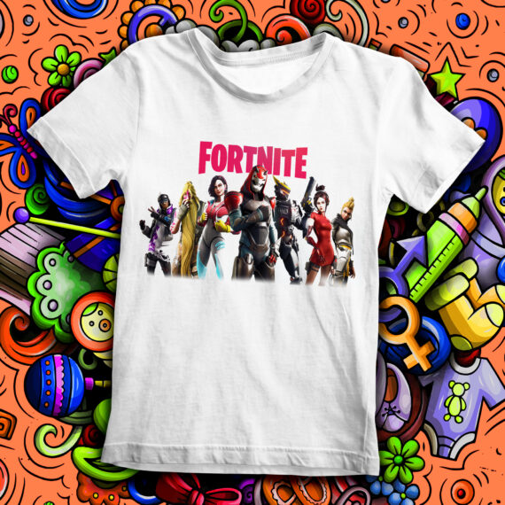 Tricou copil – Fortnite