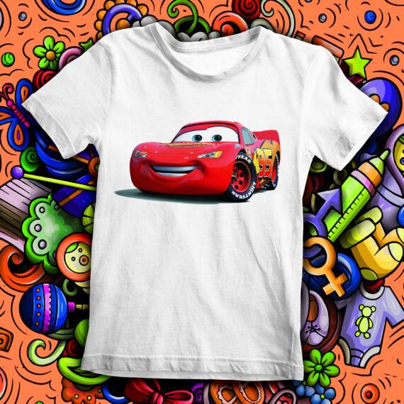 Tricou copil – Fulger McQueen