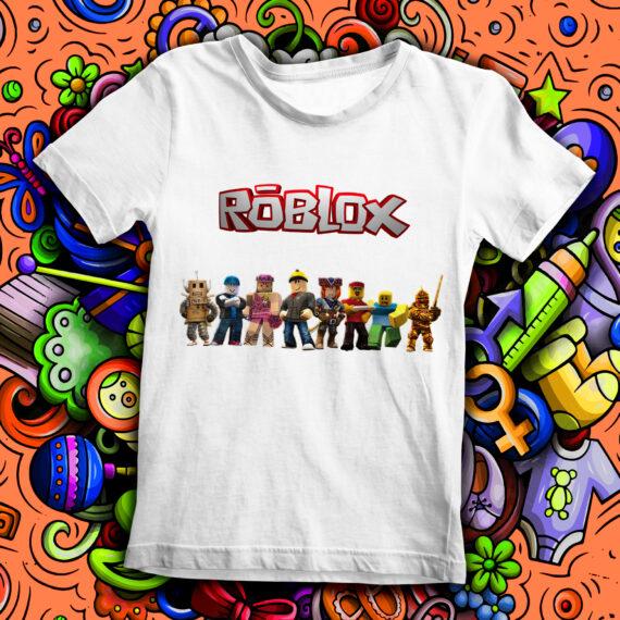 Tricou copil – Roblox
